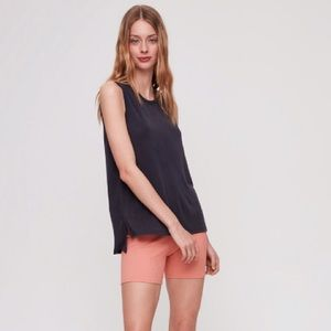 Aritzia Wilfred High/Low Tank